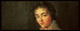 Portrait de Constanze Mozart par joseph Lange (1782)