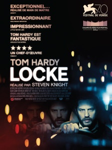 L'affiche de Locke ©IM Global