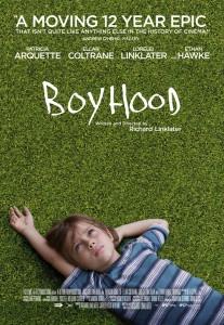 Affiche de Boyhood ©IFC Productions