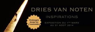 Exposition Dries Van Noten : Inspirations ©Musée des Arts décorratifs