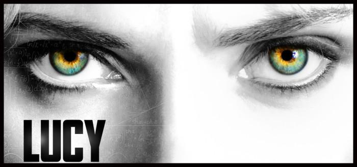 Affiche du film Lucy de Luc Besson