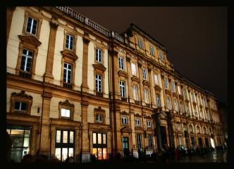 Palais des arts - Lyon (Fête des lumières 2012) ©Olivier F-A