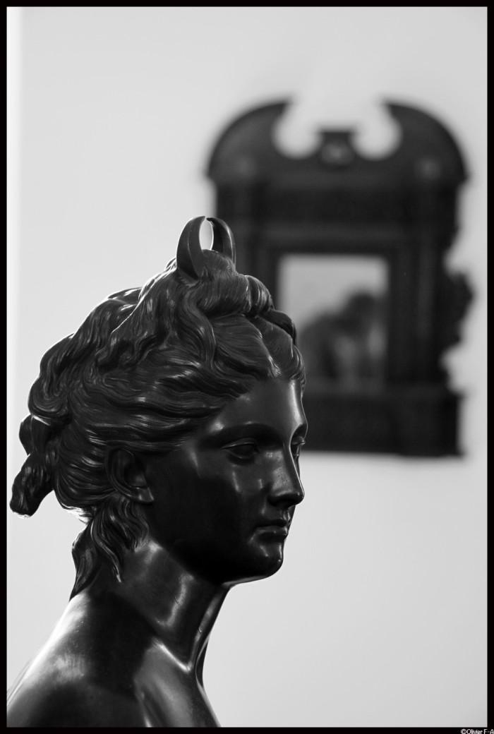 Diane, déesse lunaire et reine de la nuit (Château de Chenonceau) ©Olivier F-A