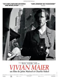 Affiche du documentaire A la recherche de Vivian Maier © Hapiness Distribution