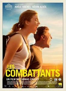L'affiche du film Les combattants de Thomas Cailley ©Haut et Cour