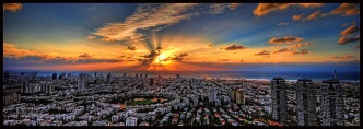 tel-aviv-sunset-time-ron-shoshani_@loeildoliv