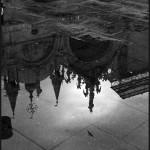L'acqua Alta. Basilica San Marco. Reflets ©Olivier F-A