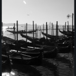 Gondoles sur lagune ©OlIvier F-A