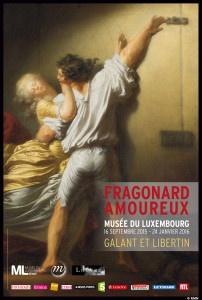 Affiche de la Reunion des musees nationaux- Grand Palais_Paris 2015_@loeildoliv