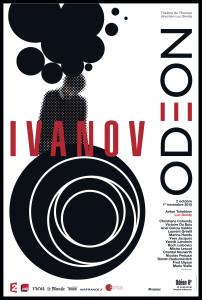 Affiche_Ivanov 15-16_odeon_@loeildoliv