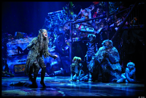 CATS MusicalMogador, ParisStage Entertainment Franc