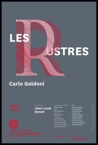 Affiche_Les Rustres_Comedie_Francaise_@loeildoliv