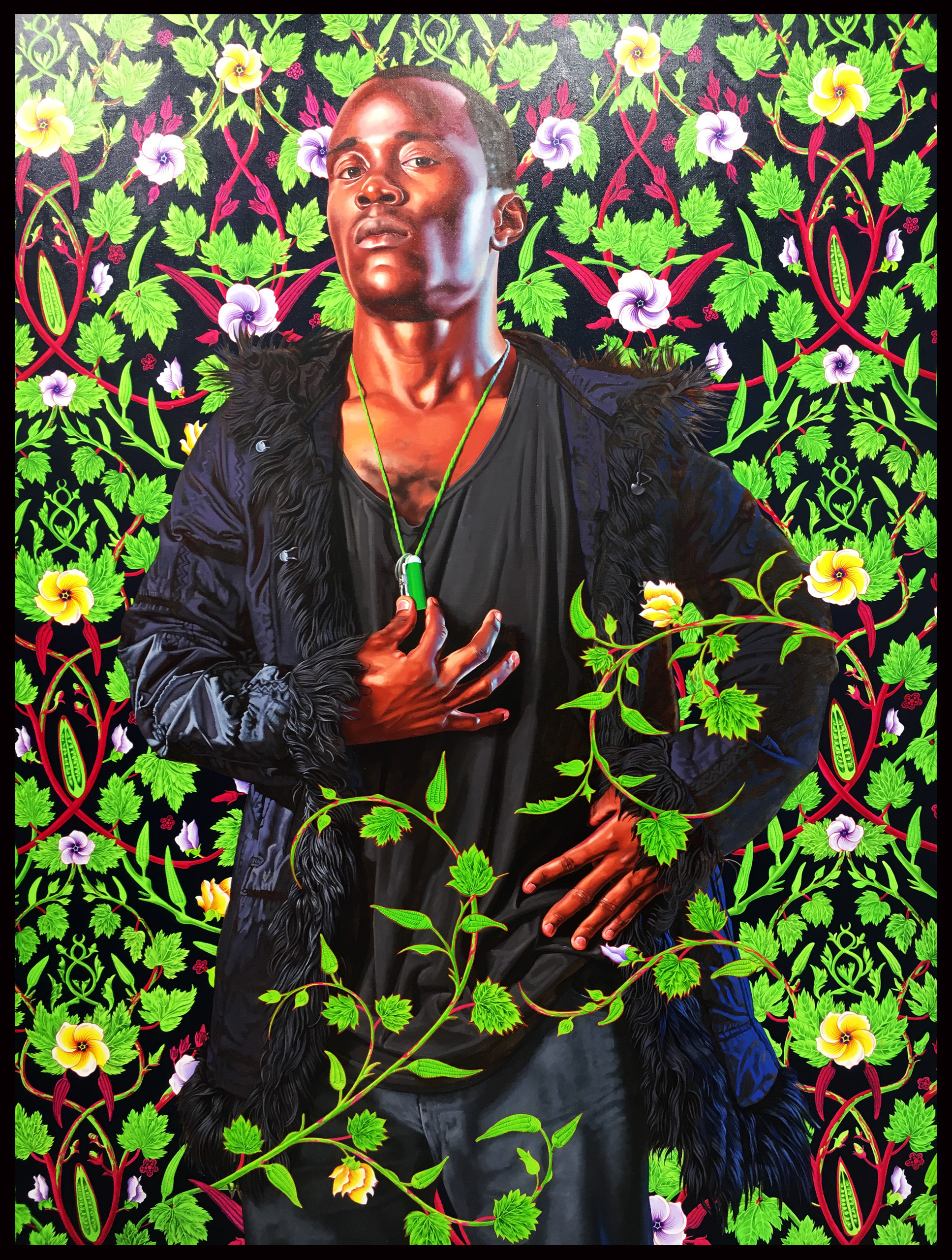 elizabeth-of-france_-queen-of-spaikehinde-wiley_galerie-daniel-templon_@loeildoliv