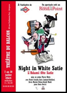 Affiche Night in white Satie_@loeildoliv
