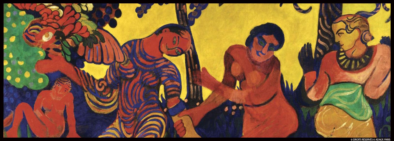 Couv_Derain-la-danse-1906-c© Droits réservés © Adagp - Paris_@loeildoliv