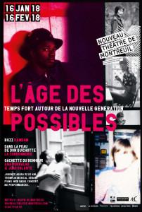Aff_Age Des Possible_Ramdam_Buzz_Nouveau theatre de montreuil_@loeildoliv