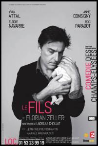 Aff_Le Fils_Zeller_Chollat_champs_elysees_@loeildoliv
