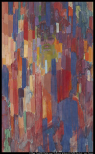 Madame Kupka_grand palais_RMN_© Adagp_ Paris 2018 © Digital image_ The Museum of Modern Art_ MoMA_ New York _Scala_ Florence_@loeildoliv