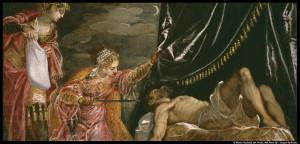 Tintoret_72dpi_Judith et Holopherne_© Museo Nacional del Prado, dist- Rmn-GP _ image du Prado_@loeildoliv