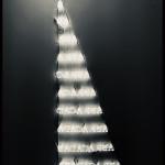 Abracadabra de Douglas Gordon. 2018. Néon. Galerie Kamel Mennour. © OFGDA