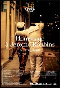 AFFICHE-HOMMAGE-JEROME-ROBBINS-opera de paris_@loeildoliv