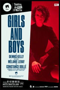 Au Petit Saint-Martin, Mélanie Deray adapte le dernier texte de Dennis Kelly