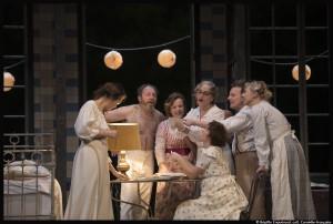 Fanny et Alexandre - Bergman - Deliquet - Comedie-Francaise - Salle Richelieu