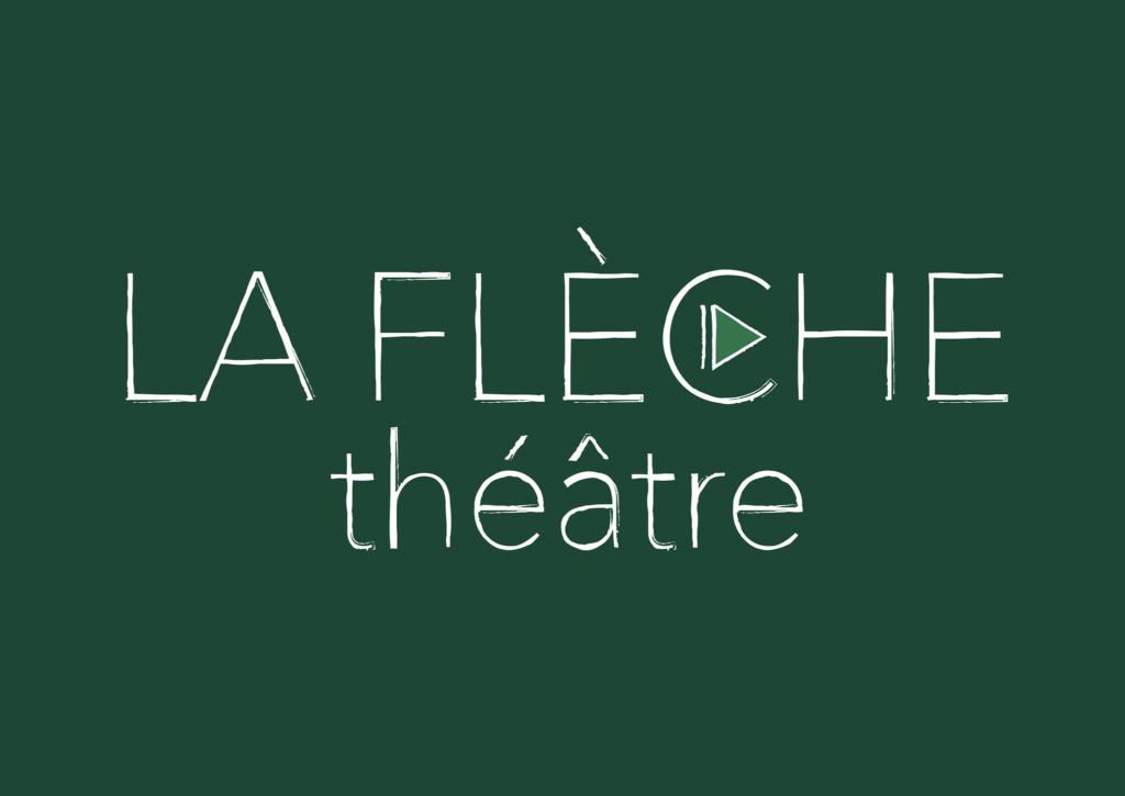 Theatre La Fleche Logo