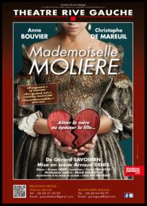 Affiche_MademoiselleMoliere_RIVEGAUCHE_@loeildoliv
