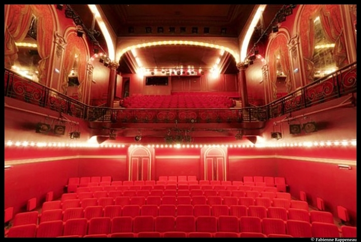 Théâtre de l'Œuvre, direction Benoît Lavigne © Fabienne Rappeneau