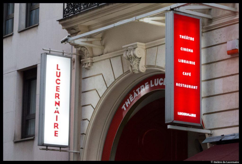 Le lucernaire, direction Benoît Lavigne © Théâtre du Lucernaire