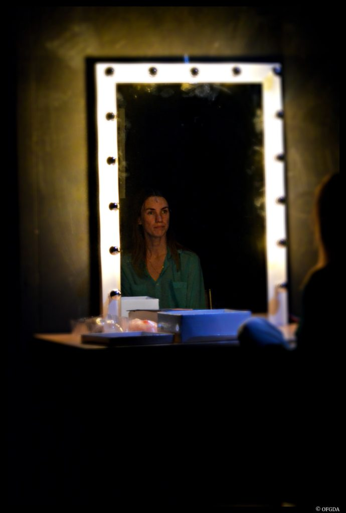 Brefs entretiens avec des femmes exceptionnelles de Joan Yago - Mise en scène le Grand Cerf Bleu. Laureline Le Bris-Cep© OFGDA