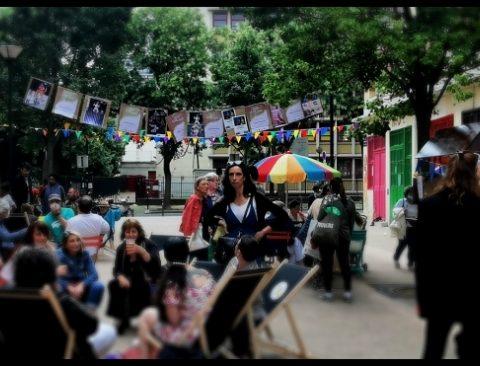 Paris OFF Festival. Village Paradol. Théâtre 14. © théâtre 14