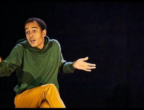 Vinavi De Rodrigue Norman. mise en scène Olivier Letellier. avec Alexandre Prince. © Christophe Raynaud de Lage