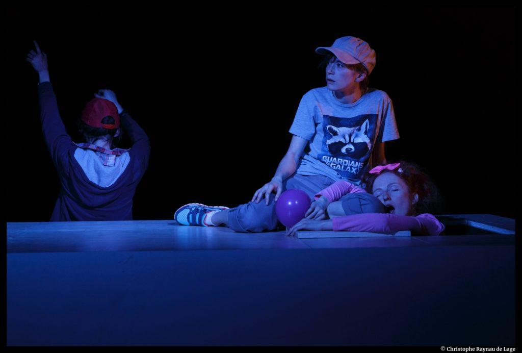 J'ai trop peur de David Lescot. © Christophe Raynaud de Lage. Théâtre de la Ville.