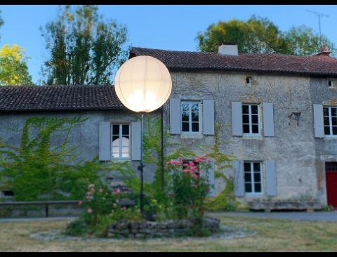 Maison Maria-Casarès. Festival d'été. Johanna Silberstein et Matthieu Roy. © OFGDA