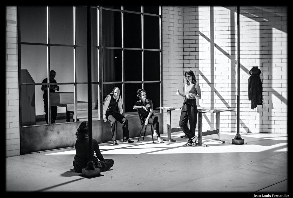 Little Némo. Création. Comédie de Colmar. direction de Matthieu Cruciani et Émilie Capliez. © Jean-Louis Fernandez