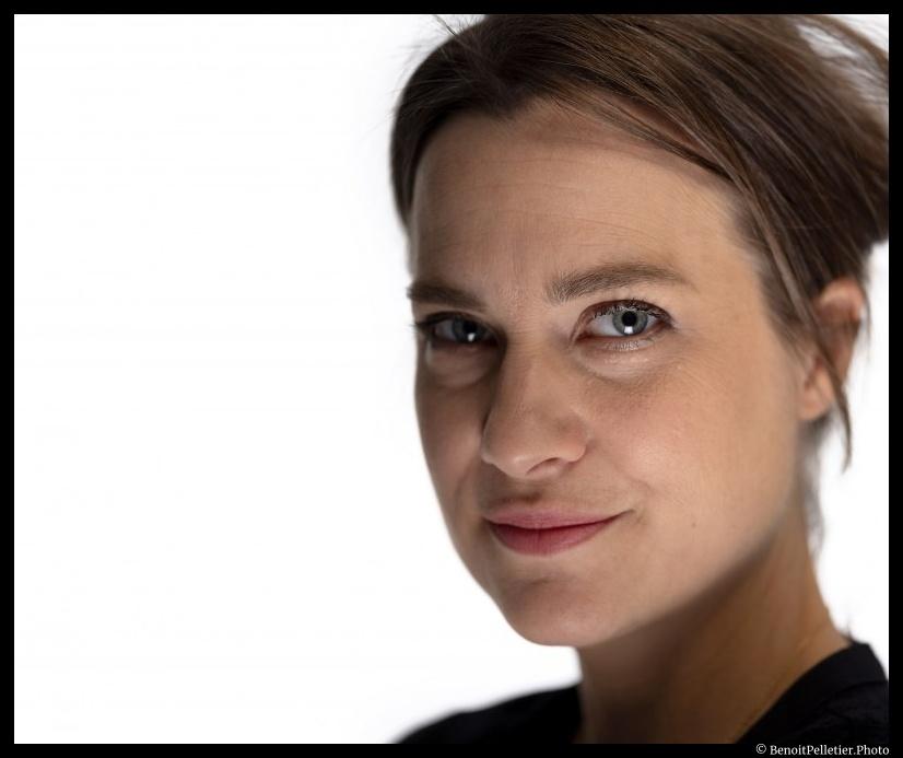 Portrait de Chloé Dabert Directrice de La Comédie de Reims ©BenoitPelletier.photo