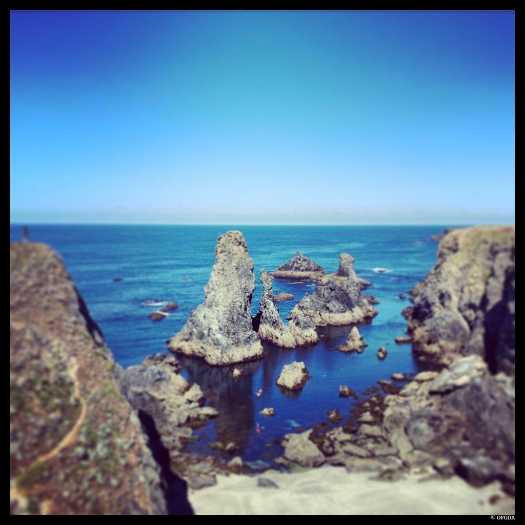 Lyrique en Mer. Belle-Île en Mer.Philip Walsh. © OFGDA