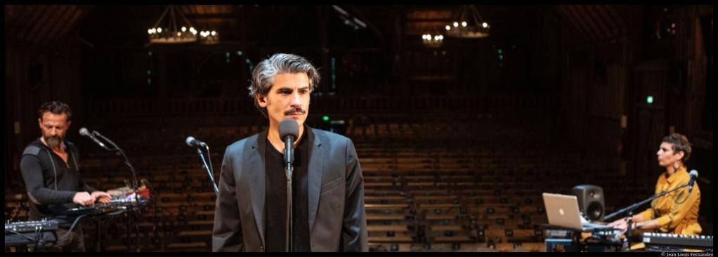 Simon Deletang. Théâtre du Peuple. © Jean Louis Fernandez