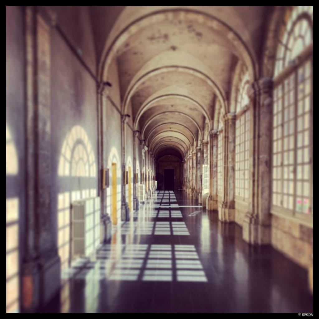 Abbaye de Prémontrés. La mousson d'été. Michel Didym. © OFGDA