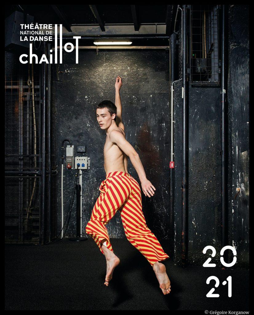 Didier Deschamps. théâtre national de la danse de Chaillot. Annonce de saison. © Grégoire Korganow