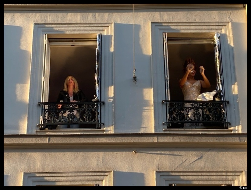 Mixity. Montmartre. © DE