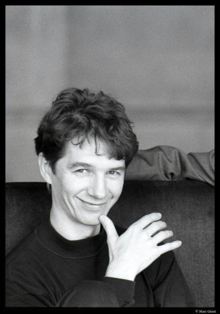 Dominique Bagouet. Montpellier Danse. Jean-Paul Montanari © Marc Ginot