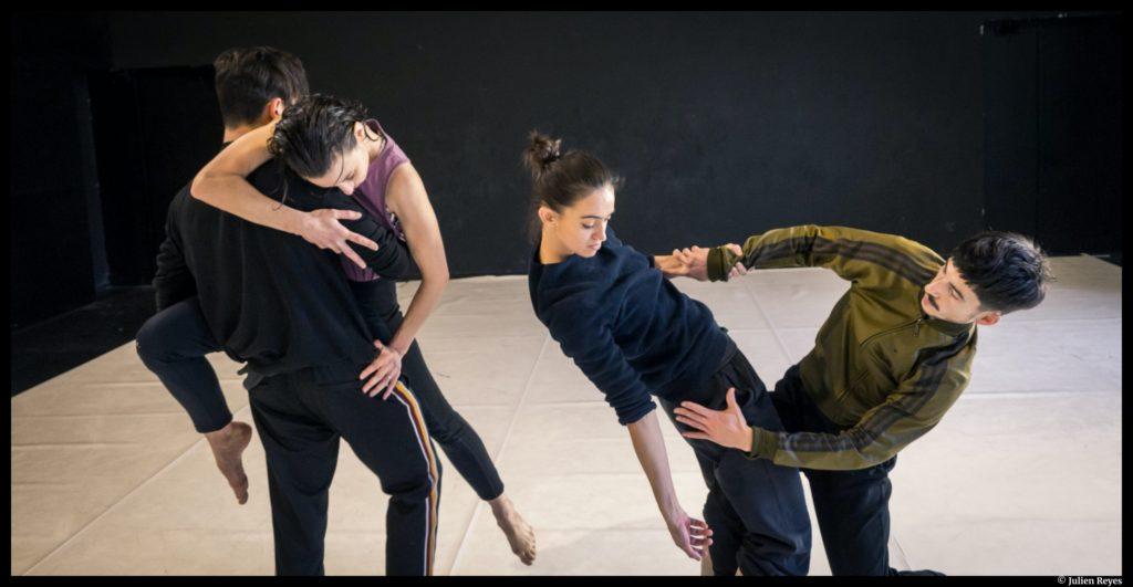 Wilder Shores de Michèle Murray. Montpellier Danse. © Julien Reyes