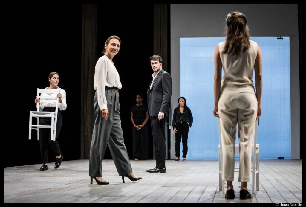 Iphigénie de Racine. Mise en scène Stéphane Braunschweig. Odéon. © Simon Gosselin
