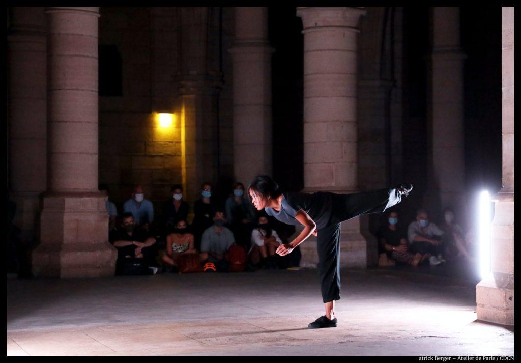 Passages de Noé Soulier. Indispensable ! Atelier de Paris. Monuments en mouvement. la Conciergerie. Patrick Berger – Atelier de Paris / CDCN