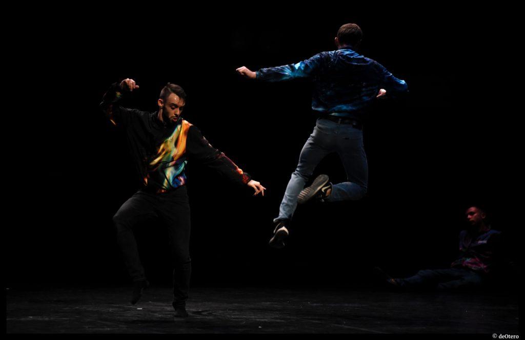 To Da bone La Horde. Ballet national de Marseille. Le temps d'aimer. Malandain. © deOtero.