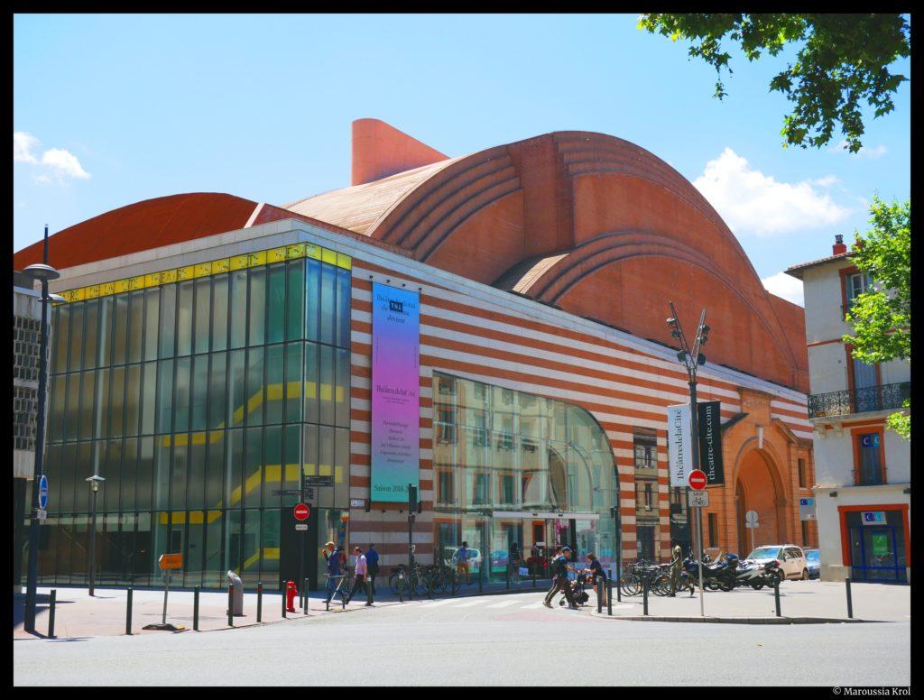 ThéâtredelaCité. © Maroussia Krol.
