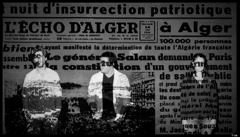 De nos frères blessés de Joseph Andras. Mise en scène de Fabrice Henry. Prix Celest'1 2020 © DR